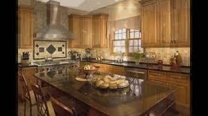 maple kitchen cabinet black granite