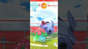 Pokemon Go - Solo Nosepass Raid - YouTube