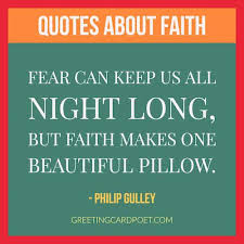 quotes about faith religious and christian sayings greeting