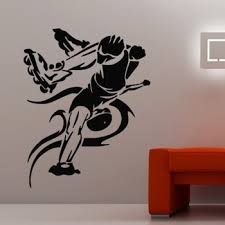 Roller Skating Wall Stickers Extreme Sport Vinyl Decal Home Decor Art Decorative Decoration Mural Roller Skate Car Glass Decals Grgfetrt4545