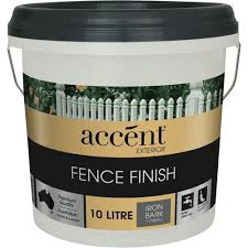 Iron Bark Accent Fence Finish Johnson Bros Mitre 10 Avalon
