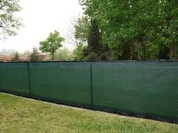 6 X50 Green Knitted Polyethylene Privacy Fence Screen Shade Cloth 5ea Pkgs Rc Fence Screening Privacy Fence Screen Privacy Screen Outdoor