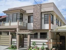 Filipino House Exterior Design Simple Trendecors