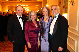 Sarasota Opera Opening Night Gala - Co-Chairs Hank and Suzanne Foster with  Stephanie Sundine and Maestro Victor DeRenzi | Your Observer