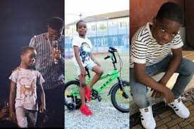 wizkid first son boluwatife