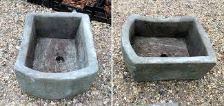 stone sinks troughs staddle stones