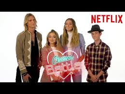 Tall Girl Cast Charm Battle ft. Ava, Griffin, Sabrina and Luke | Netflix -  YouTube