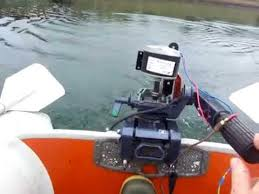 diy electric outboard motor test you
