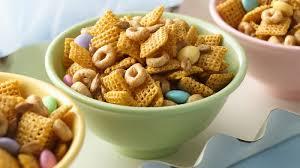 honey nutty chex mix recipe