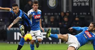Pronostico Napoli-Inter per la semifinale di Coppa Italia - Calcio ...