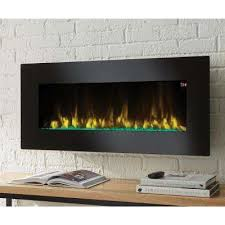 infrared wall mount electric fireplace