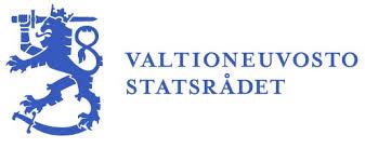 Kuvahaun tulos: suomen valtioneuvosto logo