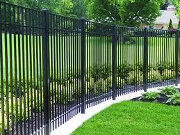 Indianapolis Wrought Iron Fence Company Richmond Exteriors