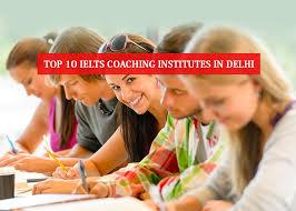 ielts coaching insutes in delhi