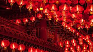 lantern festial bing wallpaper