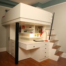 Beds With A Desk Combo A Great Solution For Bedroom Space Saver Home Design Ideas Modern Kids Bedroom Kids Loft Beds Small Kids Bedroom