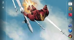 marvel heroes live wallpaper 1 8 1 free
