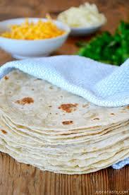 30 minute homemade flour tortillas