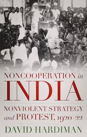 Noncooperation in India   Hurst Publishers