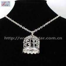 birdcage pendant necklace designs