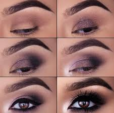 eyeshadow makeup ideas for brown eyes