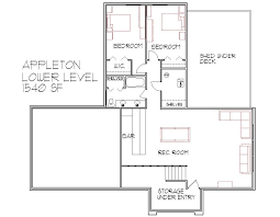 1500 sq ft house floor plans modern