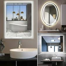 bathroom vanity mirror large rectangle