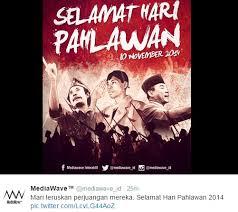 trending sosmed inilah meme dan gambar kreatif hari pahlawan