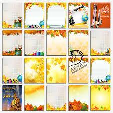 خلفيات فوتوشوب ساده مع اوراق الخريف ملحقات تصميم فوتوشوب