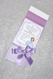 Tarjeta Infantil Princesa Sofia Con Imagenes Princesa Sofia