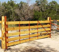 Gates Entrances Texas Ranch Style Gates King Style Ranch Fences