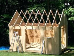 sketchup shed plans 8 12 2020