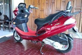 jrd moge dijual jual motor kymco