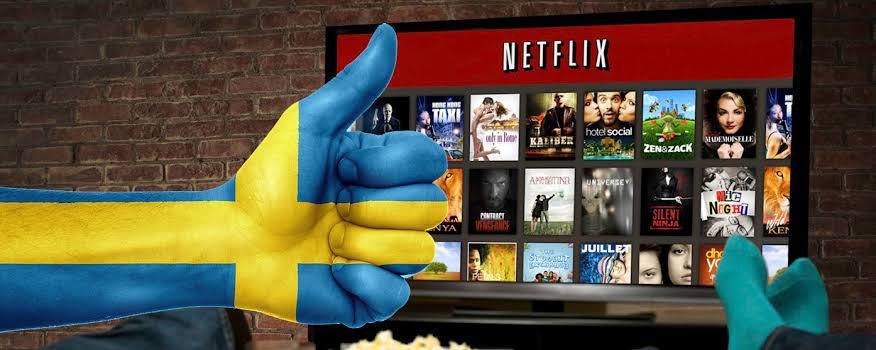 Netflix-sweden