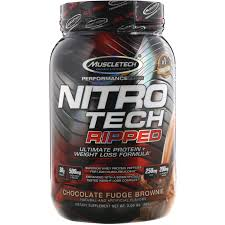 muscletech nitro tech ripped ultimate