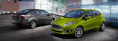 2019 ford fiesta lineup exterior color