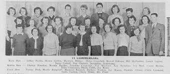 North Bay Collegiate Institute and Vocational School - 1950 - 1951