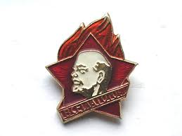 Amazon.com: USSR RUSSIAN RARE VINTAGE PIN CCCP Young Lenin Pioneer Pin Badge: Clothing