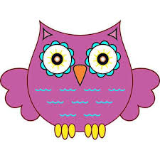 4in X 3in Magenta Owl Sticker Vinyl Car Window Decal Cup Tumbler Stickers Walmart Com Walmart Com