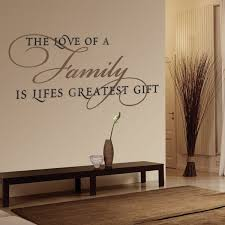 Love Of A Family Wall Decal Family Wall Decals Family Wall Wall Quotes Decals