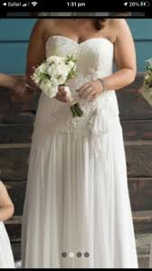 Wendy Sullivan Molly Wedding Dress Size 14 | Wedding | Gumtree Australia  Goondiwindi Area - Goondiwindi | 1249727665