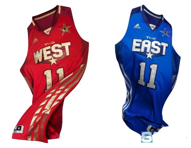 """Image result for 2011 nba all-star jersey"""""""