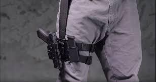 guide to drop leg holsters alien gear