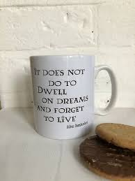 harry potter dumbledore quote mug christmas gift idea stocking
