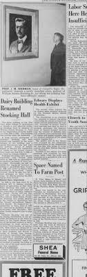Stocking Hall IJ 10/18/46 - Newspapers.com