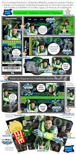 Kit Imprimible Max Steelcurso Virtual