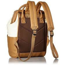 anello faux leather backpack small in