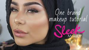 sleek makeup one brand makeup