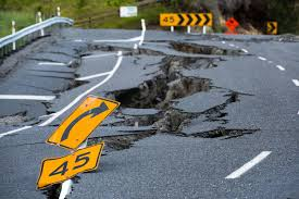 New Zealand earthquake ...