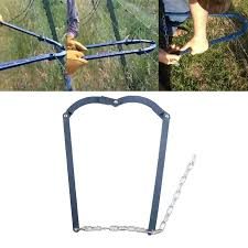 20 Heavy Duty Chain Fence Strainer Fencing Repair Tool Wire Tightener Tensioner Fencing Trellis Gates Aliexpress